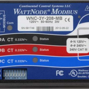 WNC-3Y-208-MB